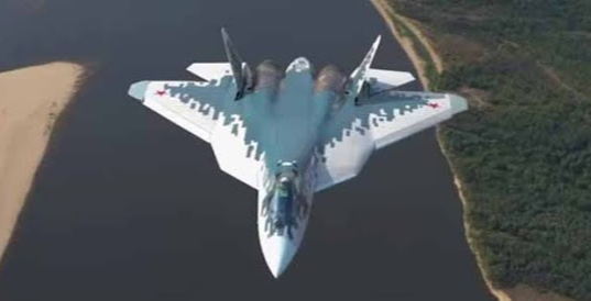 Jet Tempur Siluman Su-57 Rusia Terobos 6 Pangkalan Militer AS Tanpa Terdeteksi