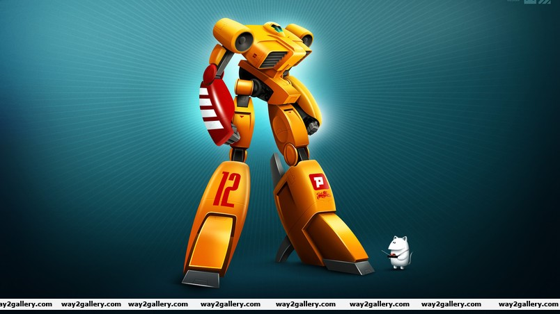 Spektrum xl12 robot wallpaper