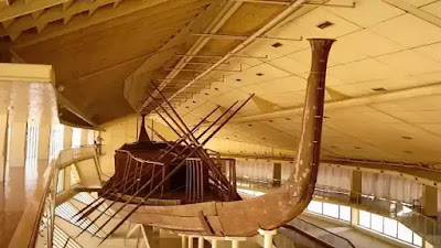 Ancient Egyptian Ships