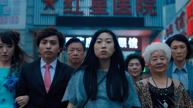 Awkwafina Lulu Wang | The Farewell