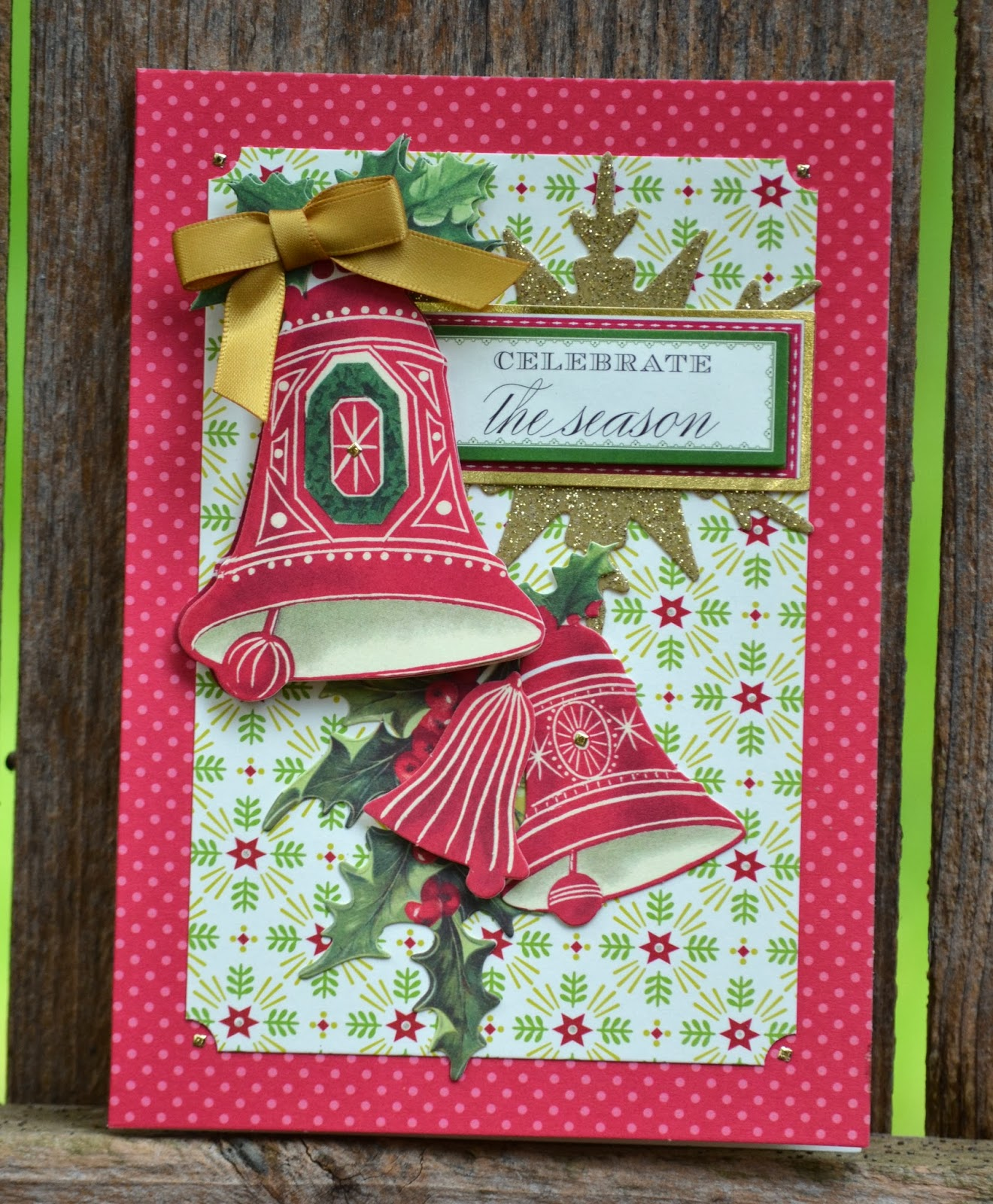 Anna Griffin Christmas Cards.Adventures In Papercrafting Anna Griffin Holiday Trimmings