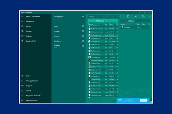 أفضل بديل File Explorer الافتراضي لإدارة الملفات على Windows بشكل احترافي و بمميزات حصرية