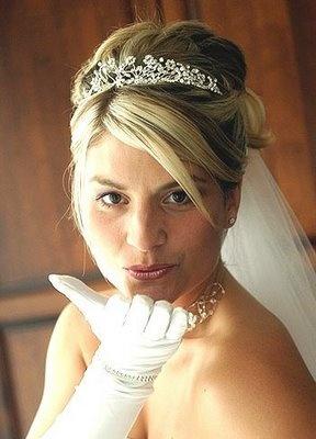 peinados de novias segun rostro