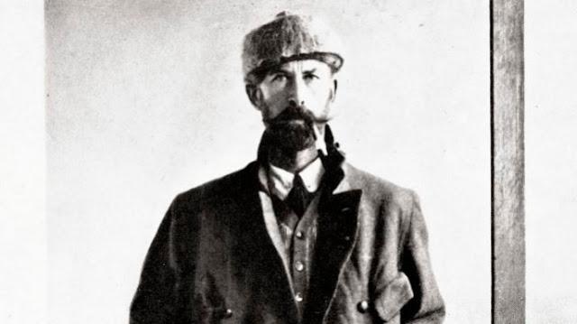 El auténtico Percy Fawcett en una foto de archivo