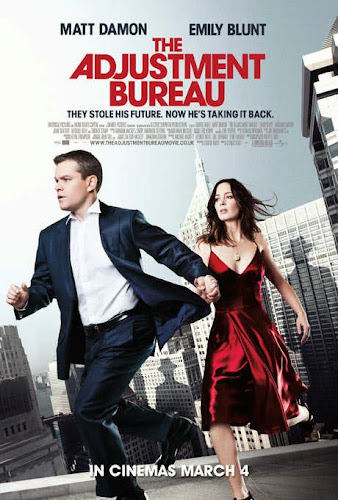 The Adjustment Bureau DVDR NTSC Español Latino ISO