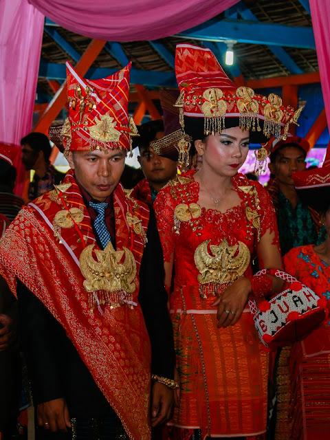 Uis Gara, Pakaian Adat Provinsi Sumatera Utara