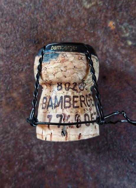 Sektkorken Bamberger.