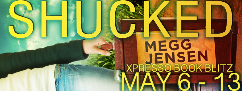 Book Blitz ~ Shucked by Megg Jenson