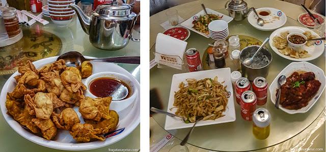 restaurante chinês Chi Fu, Liberdade, São Paulo