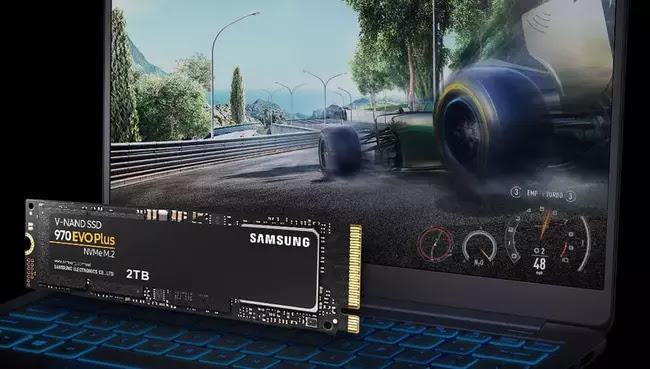 Performans Samsung 970 EVO Plus