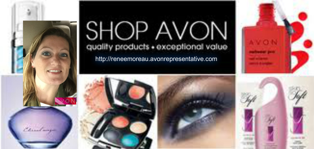 Beauty Connection with Renee, Avon Rep
