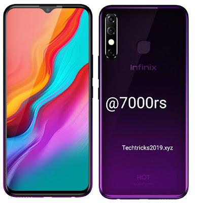Best mobile under 7000 for pubg mobile