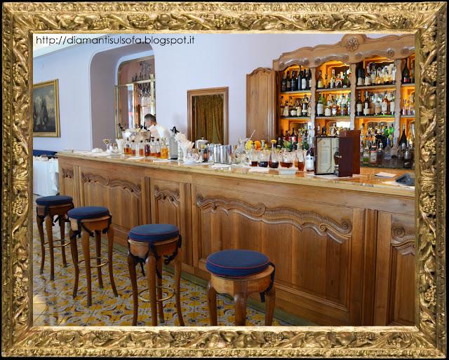 Hotel della Regina Isabella - bar
