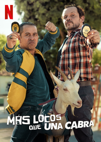 Get the Goat (2021) NF WEB-DL 1080p Latino