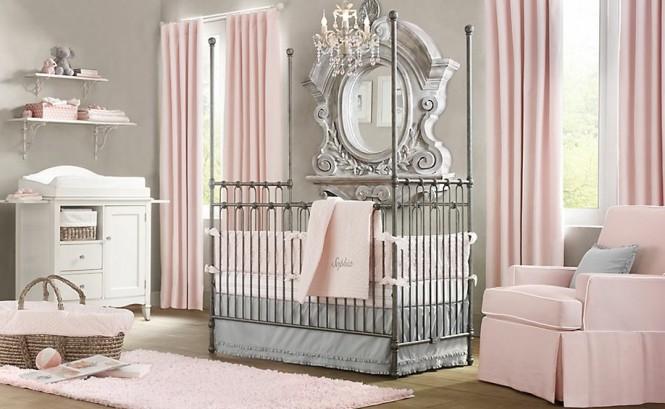 Hogares Frescos: Ideas de Diseño para la Habitación del Bebe