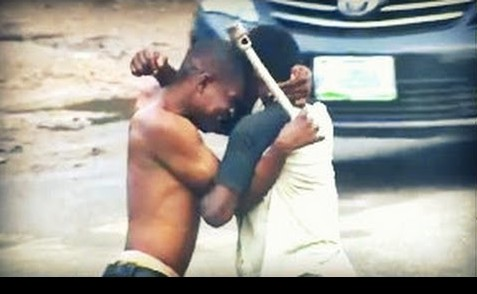 See How Mechanic Killed His Friend For Urinating Close To His Shop