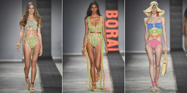 desfile Borana top five SPFW N45