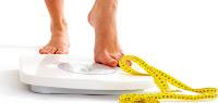 A meta é chegar ao peso desejado