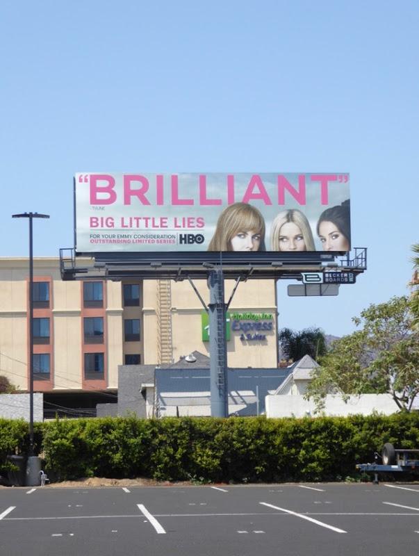 Big Little Lies Brilliant Emmy noms billboard
