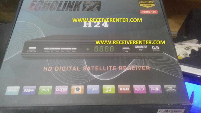ECHOLINK H24 HD RECEIVER CCCAM OPTION