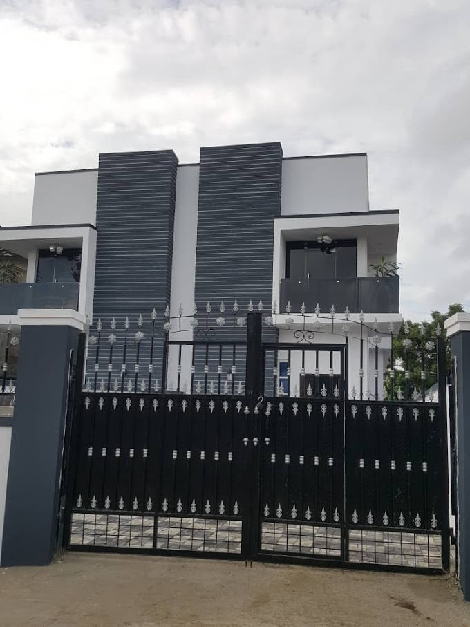 Letting: 4 Bedroom detached Duplex - Sangotedo