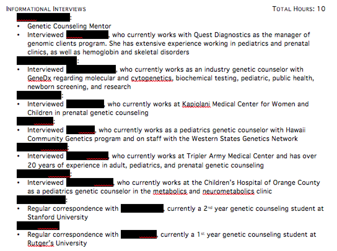 A Caffeinated Genetic Counselor