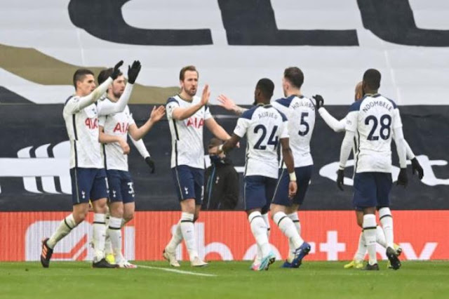 Kane and Son's partnership takes Tottenham back on the road to Premier League victories