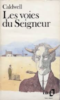 erskine caldwell voies seigneur folio gallimard