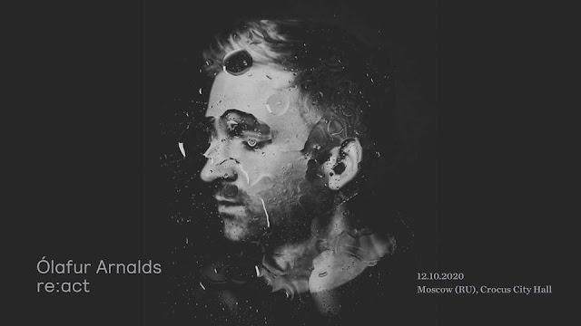 Ólafur Arnalds выступит в Крокус Сити Холле