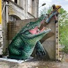 3D Art Painting: Awesome Realistic 3D wall paintings