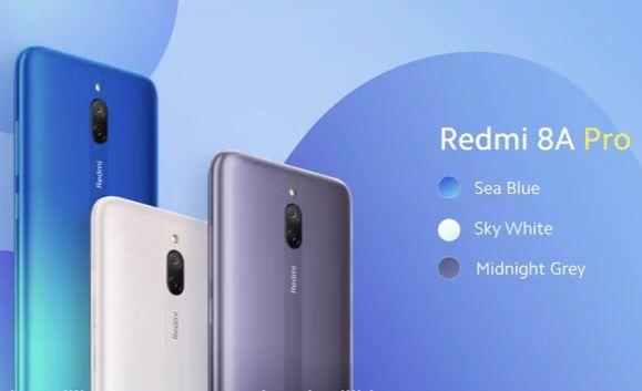 Xiaomi Luncurkan Redmi 8A Pro Dengan Kapasitasi Baterai 5000 mAh