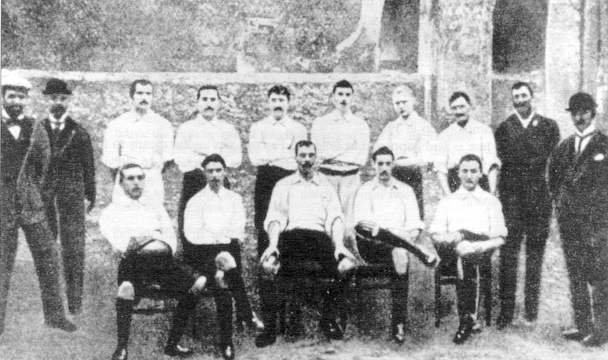 Genoa, 1898