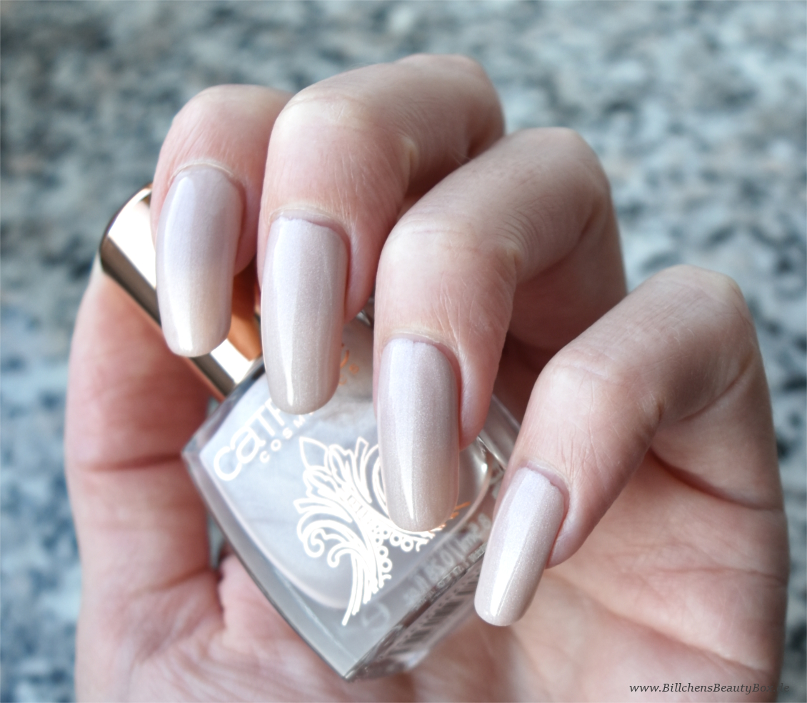 Catrice - Victorian Poetry - Nagellack - Noble Nude glänzend