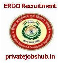 ERDO Recruitment