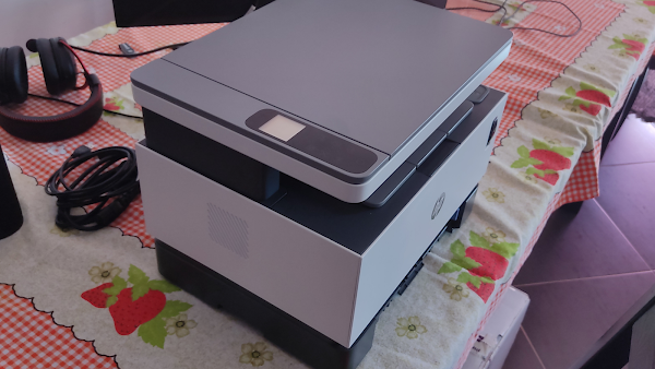 HP Neverstop Laser MFP 1202NW - Review - Amiga do ambiente