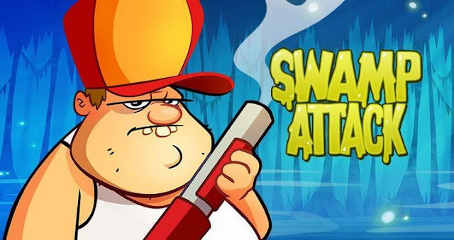Swamp Attack Mod Apk Unlimited Money Download the latest version