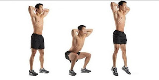 14 Benefits of Squat Jump For Men And Women As An Ideal And Healthy Body Shaper Sport