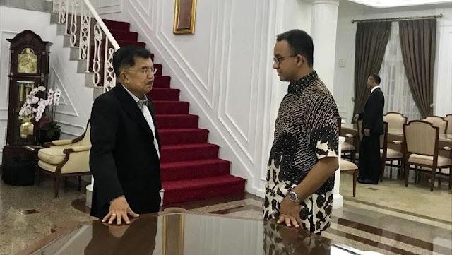 Anies Baswedan Bakal Makin Kuat Jika JK Siap Jadi King Maker