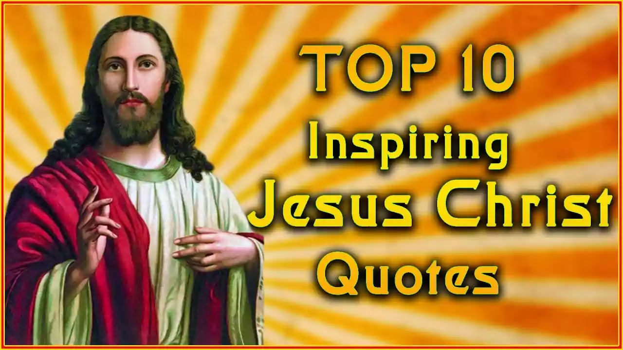 Jesus Quotes in English images