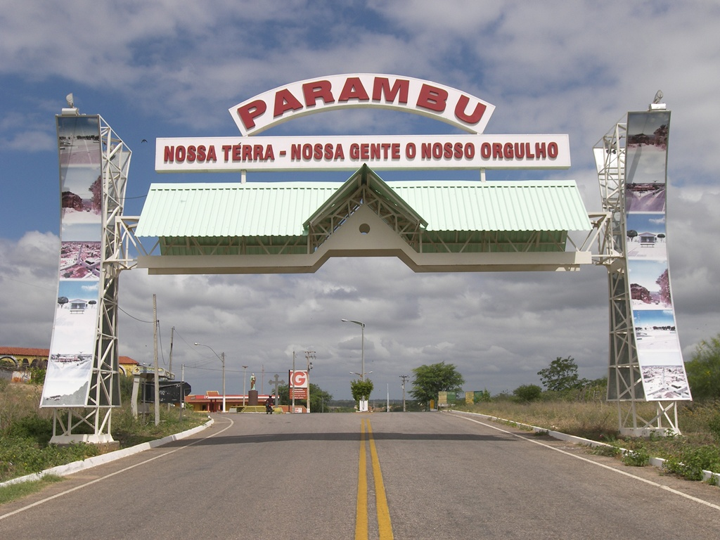 Resultado de imagem para Parambu