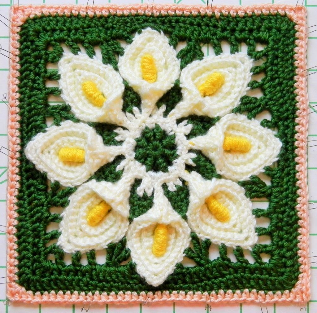 txmommyladys crochet escape: Free crochet granny square ...