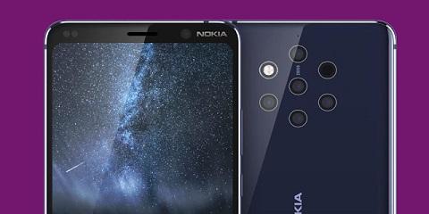 مواصفات هاتف Nokia 9