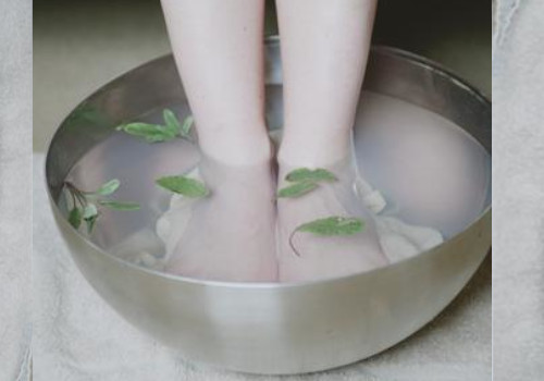 Burning Sensation in Feet Home Remedies  by cold water