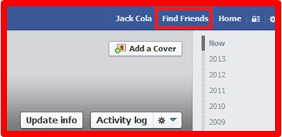My Facebook Login - Find your Friends