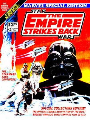Marvel Special Edition #2, The Empire Strikes Back