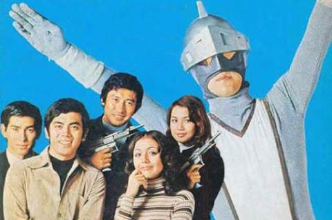 Silver Kamen 1971 Episódio 1 Legendado em Português