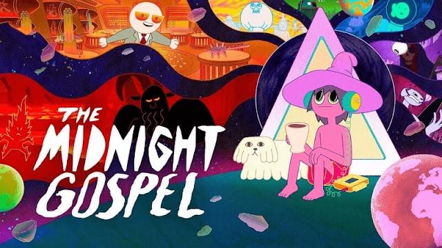Crítica 'The Midnight Gospel'