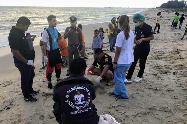 Обезглавленное тело мужчины обнаружено напляже вТаиланде — Thai Notes