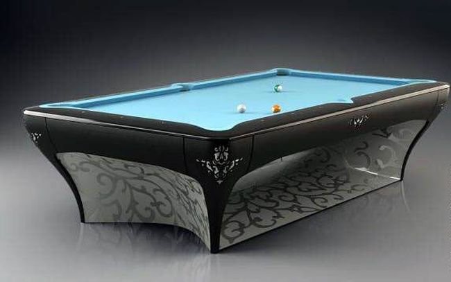 Pixpeedia 10 ka of the most expensive things in the world - Most expensive pool table ...
