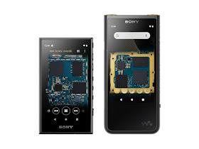 Sony NW-A100 NW-ZX500 Walkman